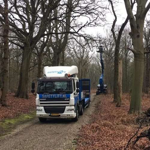 daf safety lift airo hoogwerker