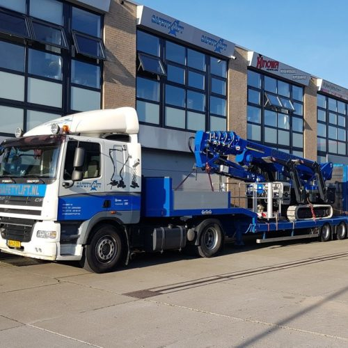 safety lift daf spinhoogwerker
